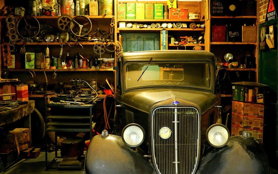 Garage opruimen: hoe doe je dat? 3 handige tips